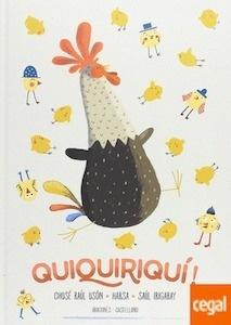 Libro: Quiquiriquí! - Uson, Chuse Raul