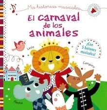 Libro: Mis historias musicales. El carnaval de los animales - Desfour, Aurélie