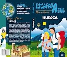 Libro: HUESCA  escapada AZUL  -2018- - Ledrado, Paloma