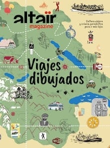 Libro: ALTAIR MAGAZINE nº 9 Viajes dibujados -