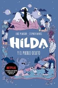 Libro: Hilda y el pueblo oculto - Pearson, Luke