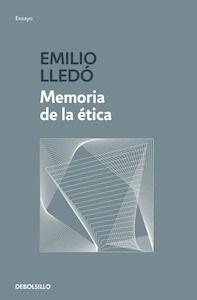 Libro: Memoria de la ética - Lledo, Emilio