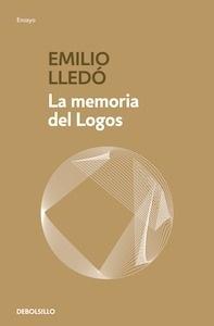 Libro: La memoria del Logos - Lledo, Emilio