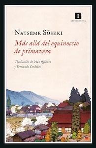 Libro: Más allá del equinoccio de primavera - Soseki, Natsume