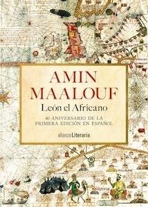 Libro: León el Africano  -40 aniversario ed. en español- - Maalouf, Amin