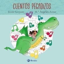Libro: Cuentos pegadizos - Sanjuán Cantero, Jesús