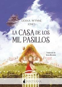 Libro: La casa de los mil pasillos 'Serie 'El castillo ambulante' nº 3' - Wynne Jones, Diana