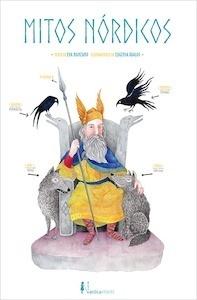 Libro: Mitos Nórdicos - Manzano Plaza, Eva