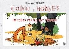 Libro: Súper Calvin y Hobbes 1: En todas partes hay tesoros - Bill Watterson