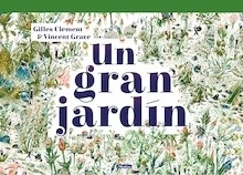 Libro: Un gran jardín - Clément, Gilles