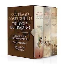 Libro: Estuche Trilogía de Trajano 'Los asesinos del emperador, Circo máximo, La legión perdida' - Posteguillo, Santiago