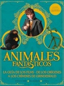Libro: Animales Fantásticos. -la guía de los films- 'de lo orígenes a los crímenes de Grindelwald' -