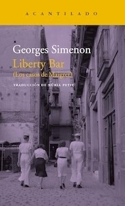 Libro: Liberty Bar - Simenon, Georges