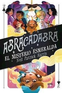 Libro: Abracadabra 2. El misterio esmeralda - Harris Neil, Patrick
