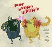 Libro: ¡Pom! ¡¡Pom!! ¡¡¡Pom!!! - Wechterowicz, Przemiystaw