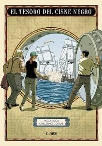 Libro: El tesoro del Cisne Negro - Corral, Guillermo