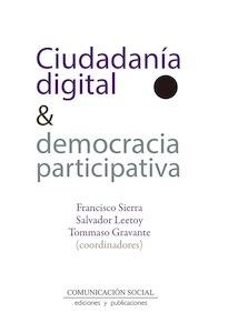 Libro: Ciudadanía digital y democracia participativa - Vvaa