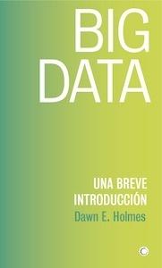 Libro: Big Data - Holmes, Dawn E.