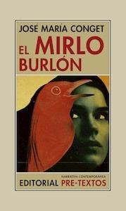 Libro: El mirlo burlón - Conget, Jose Maria