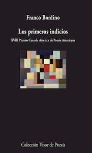 Libro: Los primeros indicios - Bordino, Franco