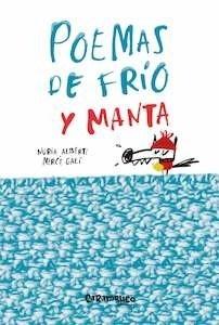 Libro: Poemas de frío y manta - Albertí, Nuria